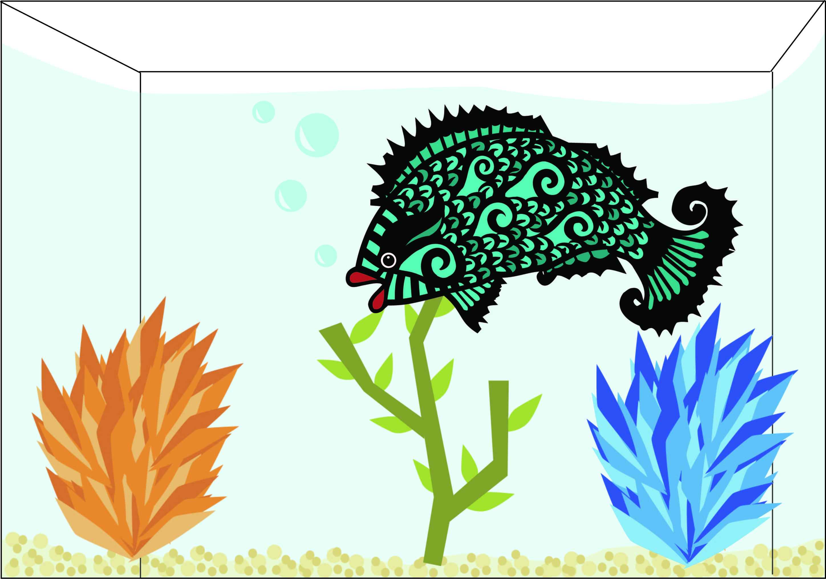 term project essay the fish tank project digital art history digital art is not just art but also involves the social aspects of human interaction and emotions the fish tank project conceptualizes emotional